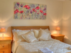 Self catering converted barn